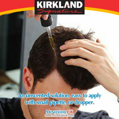 Kirkland Minoxidil Topical Liquid for Hair Loss General 01