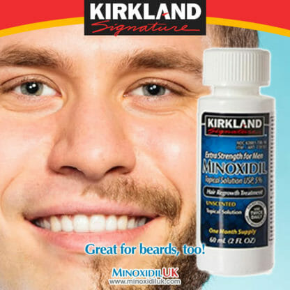 Kirkland Minoxidil Topical Liquid for Hair Loss General 03