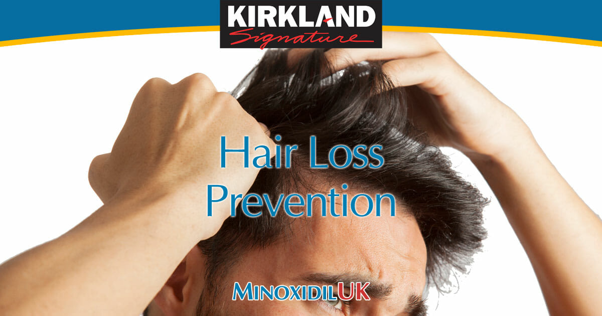 Hair Loss Prevention - A Healthy Body Means Healthy Hair - MinoxidilUK