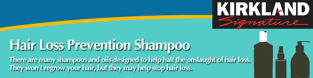 Hair Loss Prevention - Shampoos and Oils - MinoxidilUK