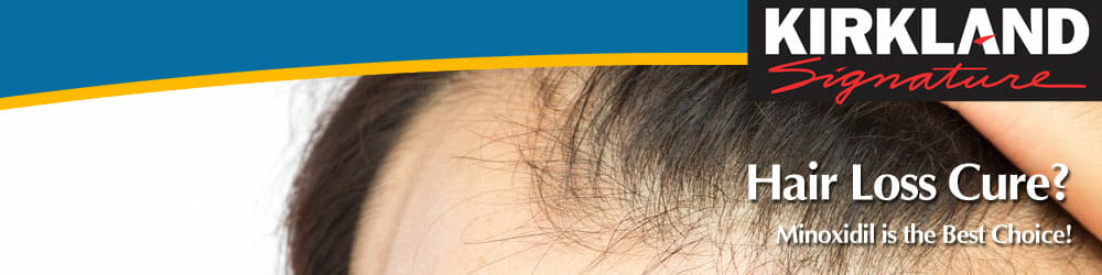 Hair Loss Cure – Minoxidil is the Best Choice