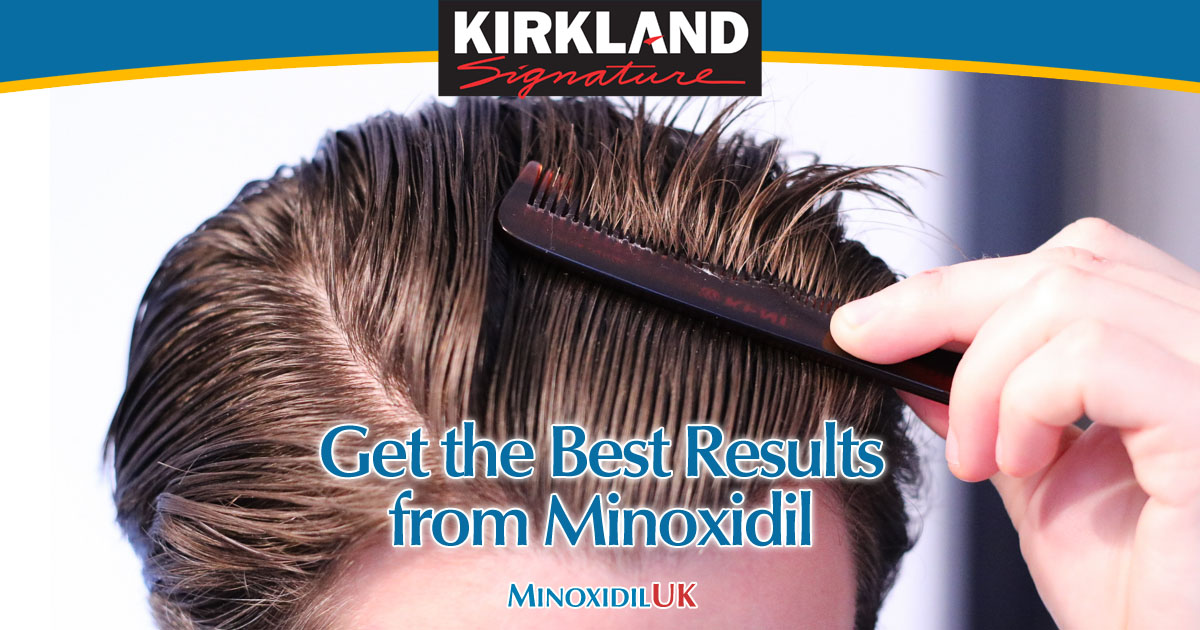 Best Results from Minoxidil OG01