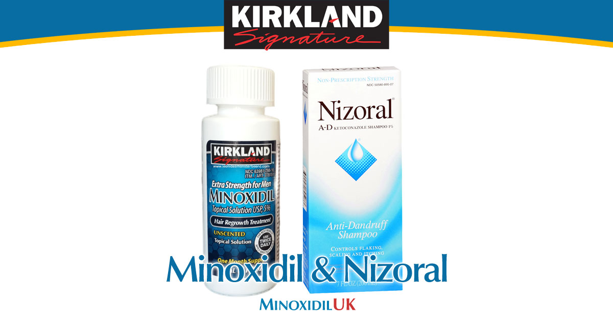 Minoxidil and Nizoral a Powerful Combination Hair Loss Treatment