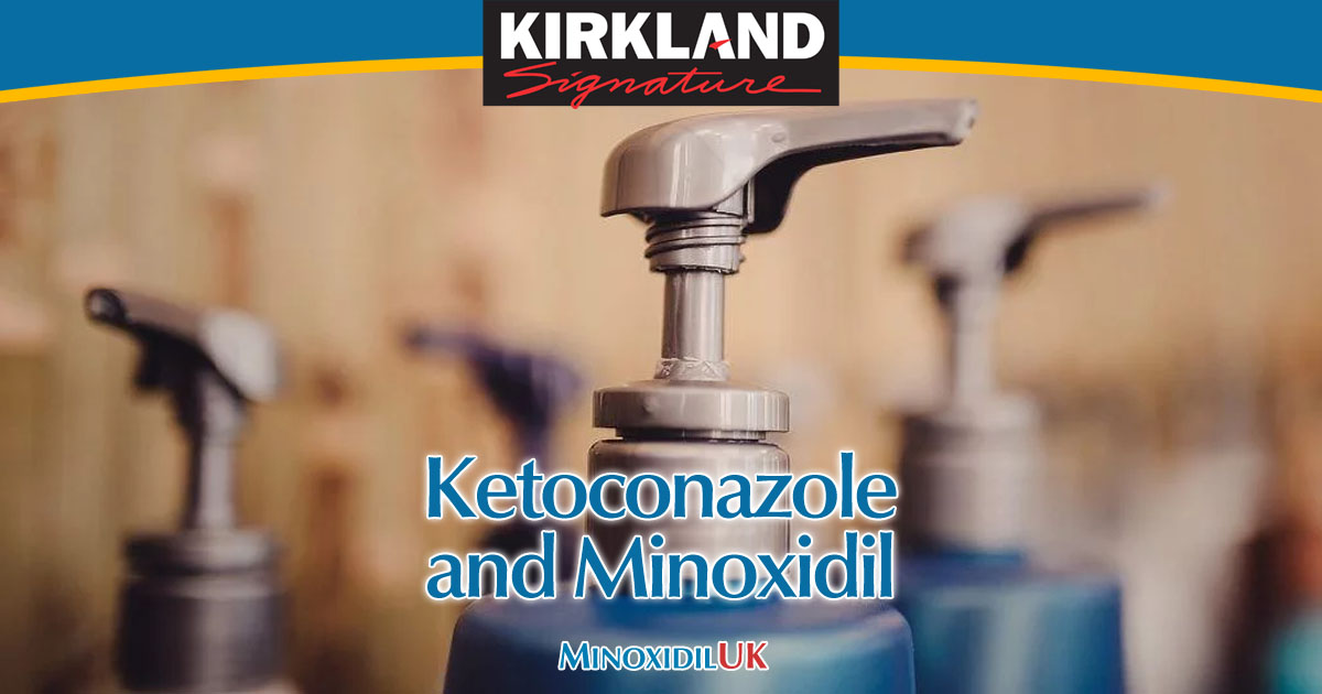 Ketoconazole and Minoxidil OG01