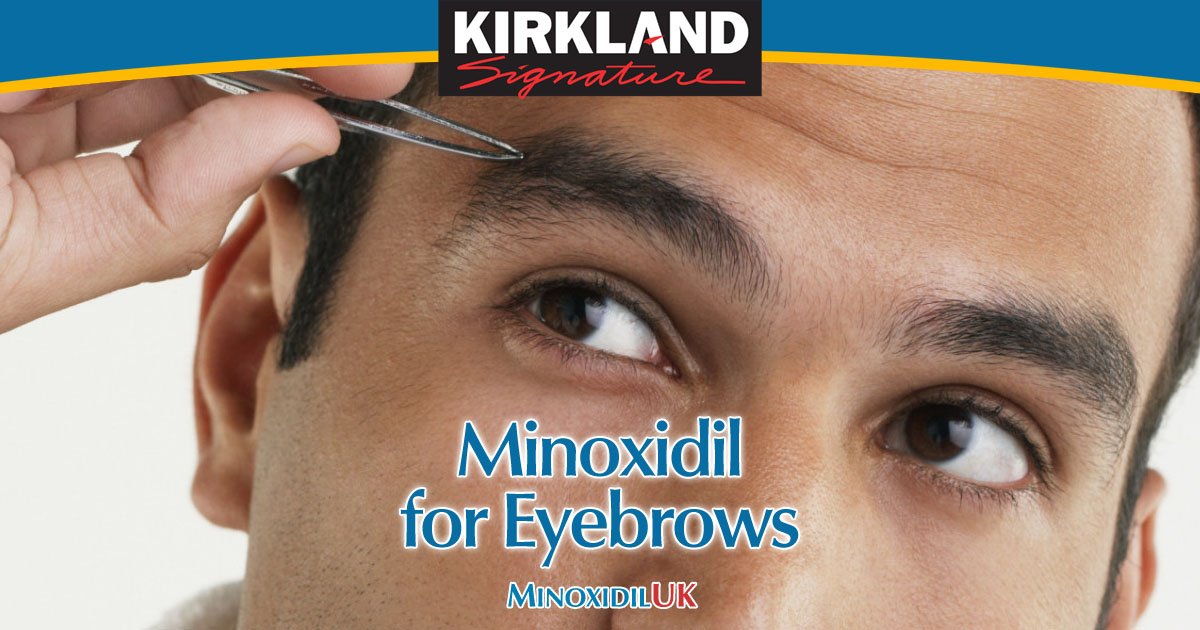 Minoxidil for Eyebrows
