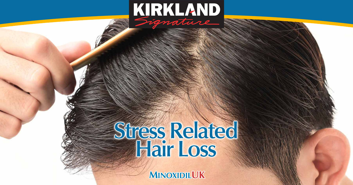 Stress Related Hair Loss - Minoxidil UK