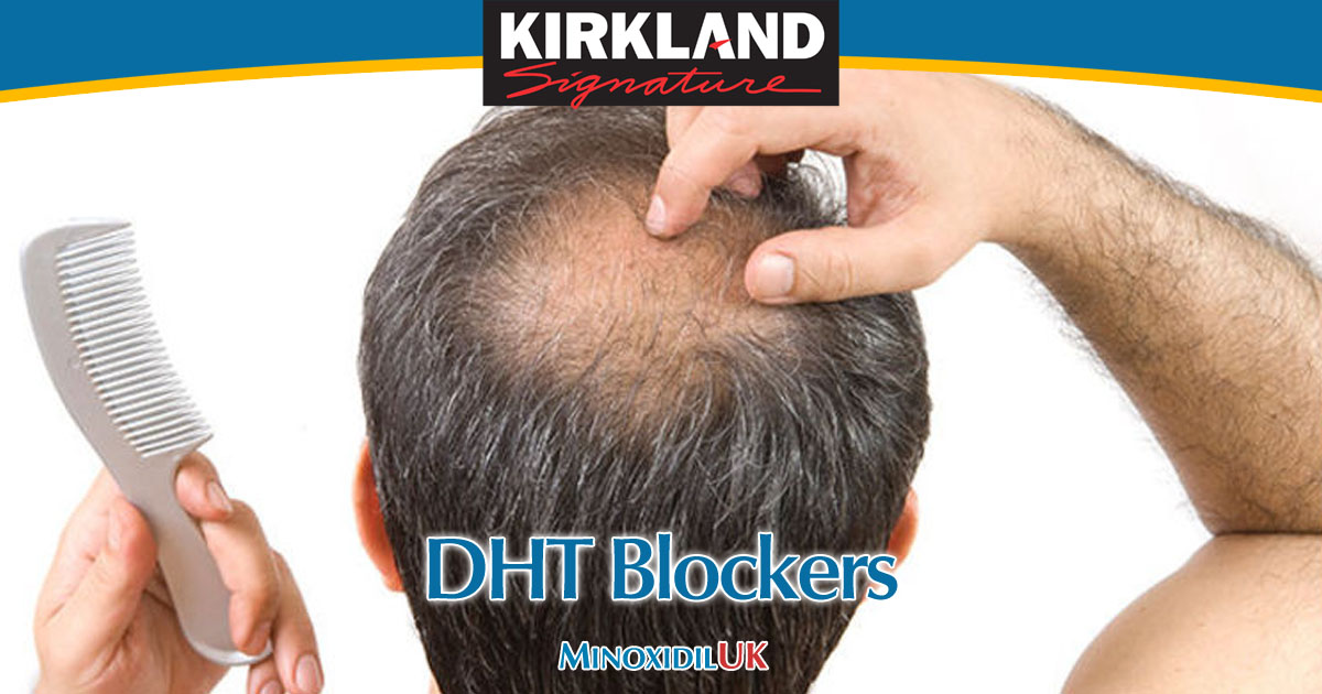 DHT Blockers - Use with Minoxidil for Effective Hair Loss Treatment